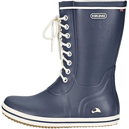 recommander Viking Footwear Retro Light - Bottes en caoutchouc Femme - bleu sur campz.fr ! Acheter Pas Cher Marchand Pas Cher À La Mode Authentique À Vendre Fiable En Ligne IPe1oN